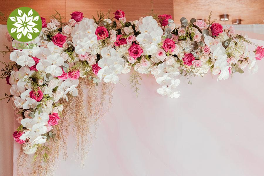 dianthus wedding decor 4